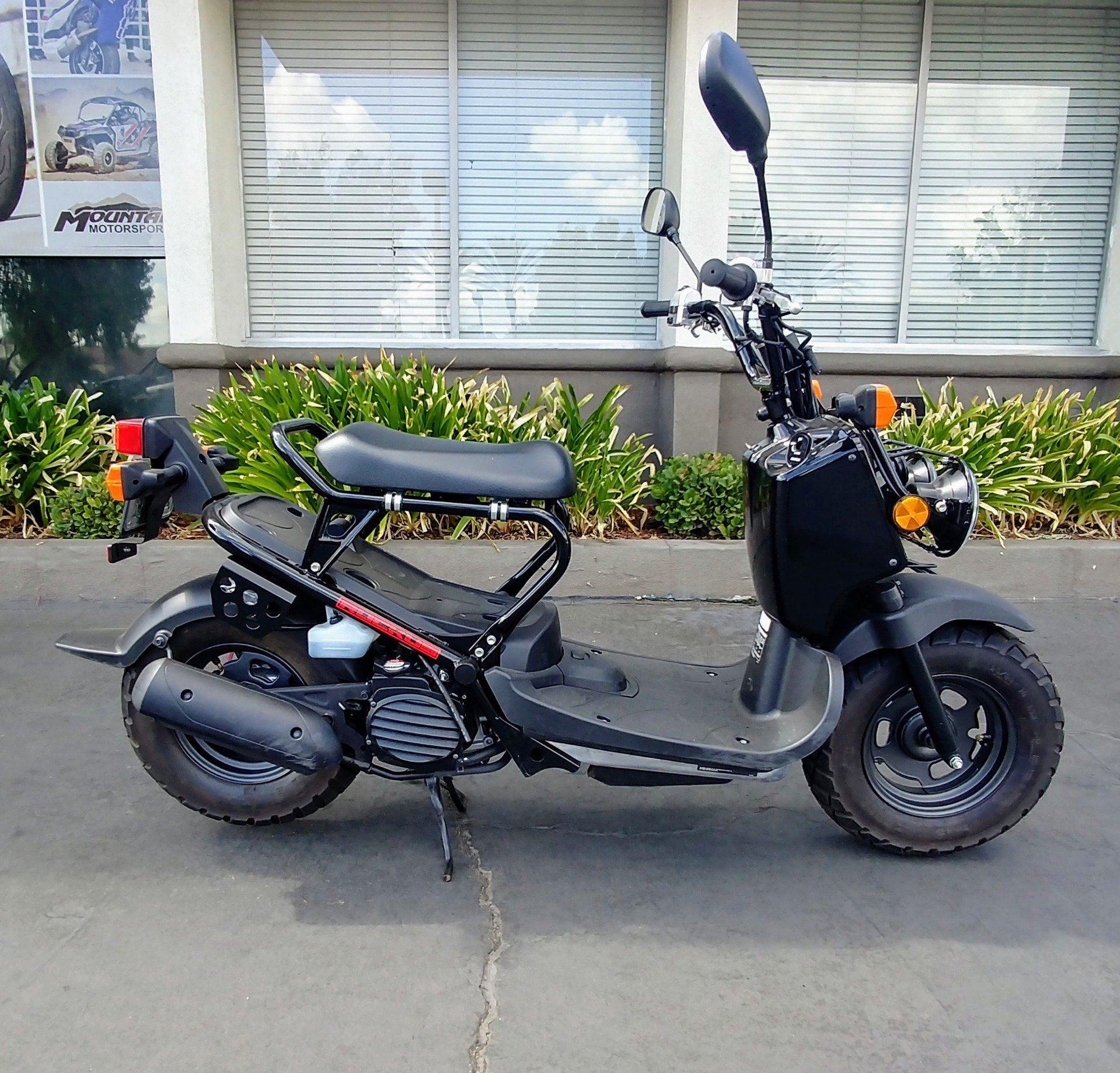 Used 2018 Honda Ruckus Scooters In Ontario Ca Stock Number Uu18181 1970 Motorcycle Vin Decoder California