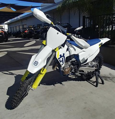 2019 Husqvarna FC 450 in Ontario, California - Photo 3