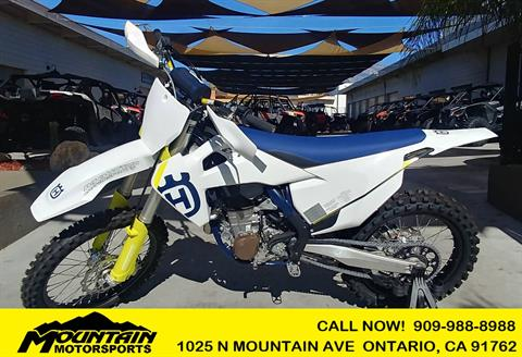 2019 Husqvarna FC 450 in Ontario, California - Photo 1