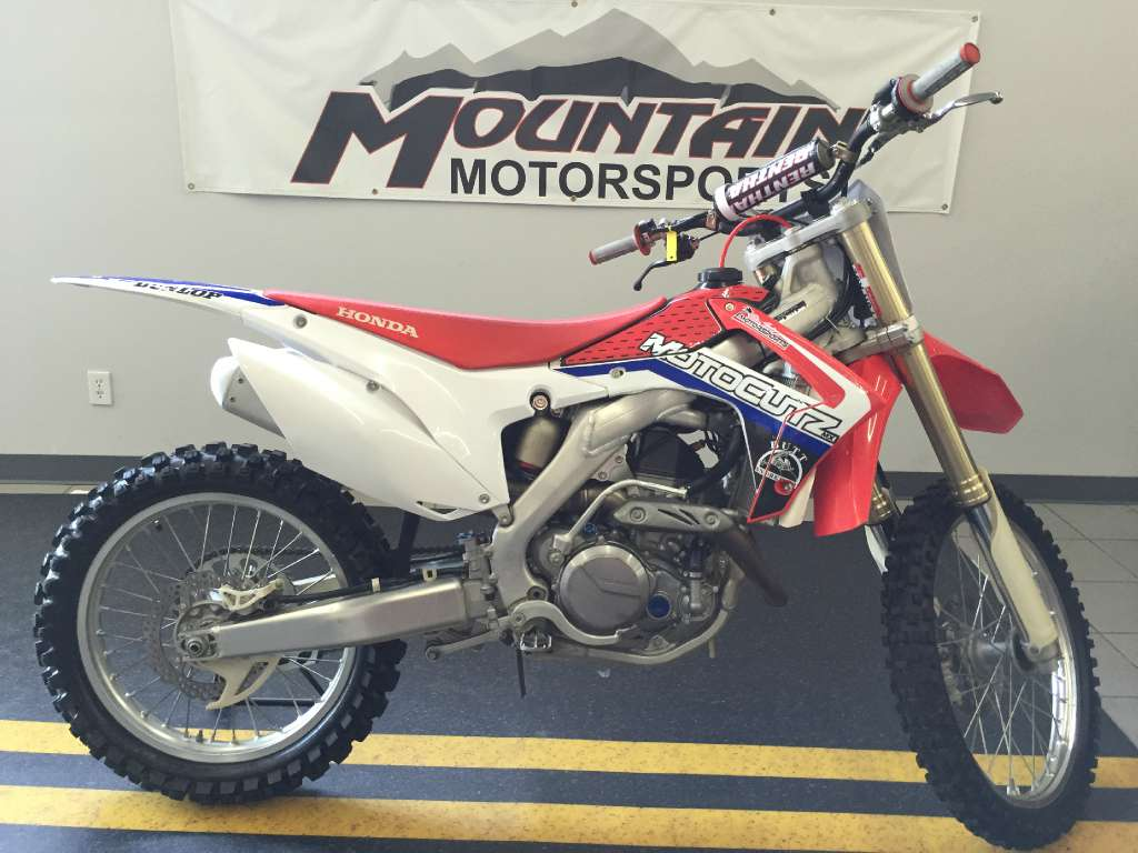 2014 Honda CRF450R for sale 501