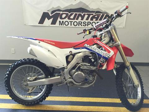 2014 Honda CRF®450R in Ontario, California