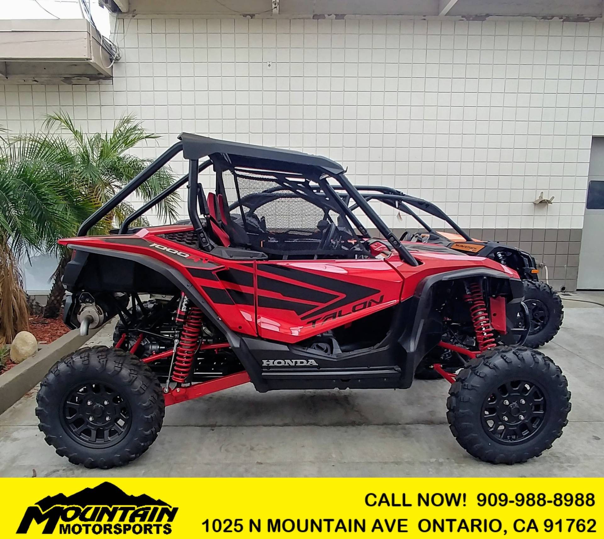 2019 Honda Talon 1000R in Ontario, California - Photo 1