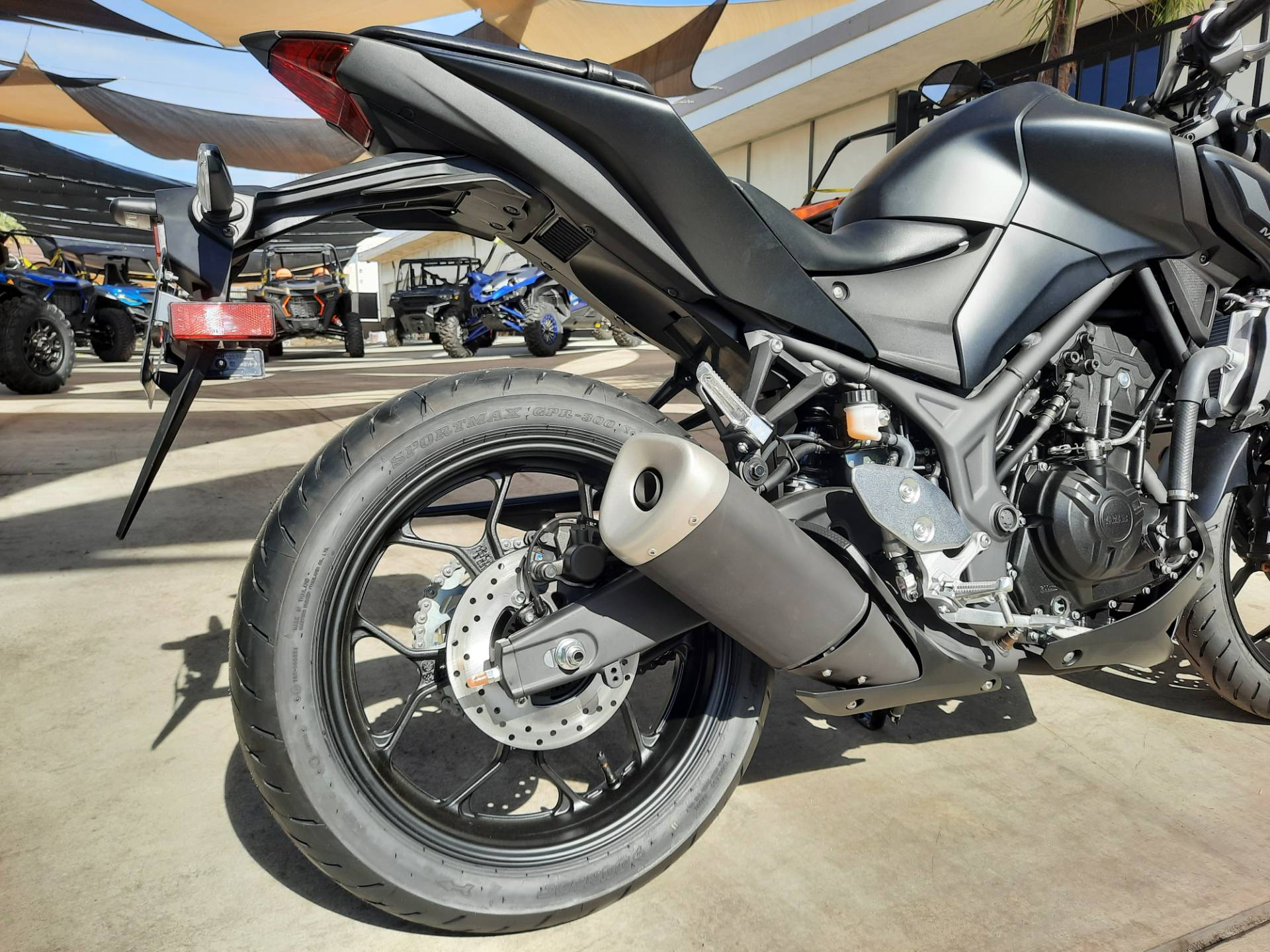 2021 Yamaha MT-03 in Ontario, California - Photo 11