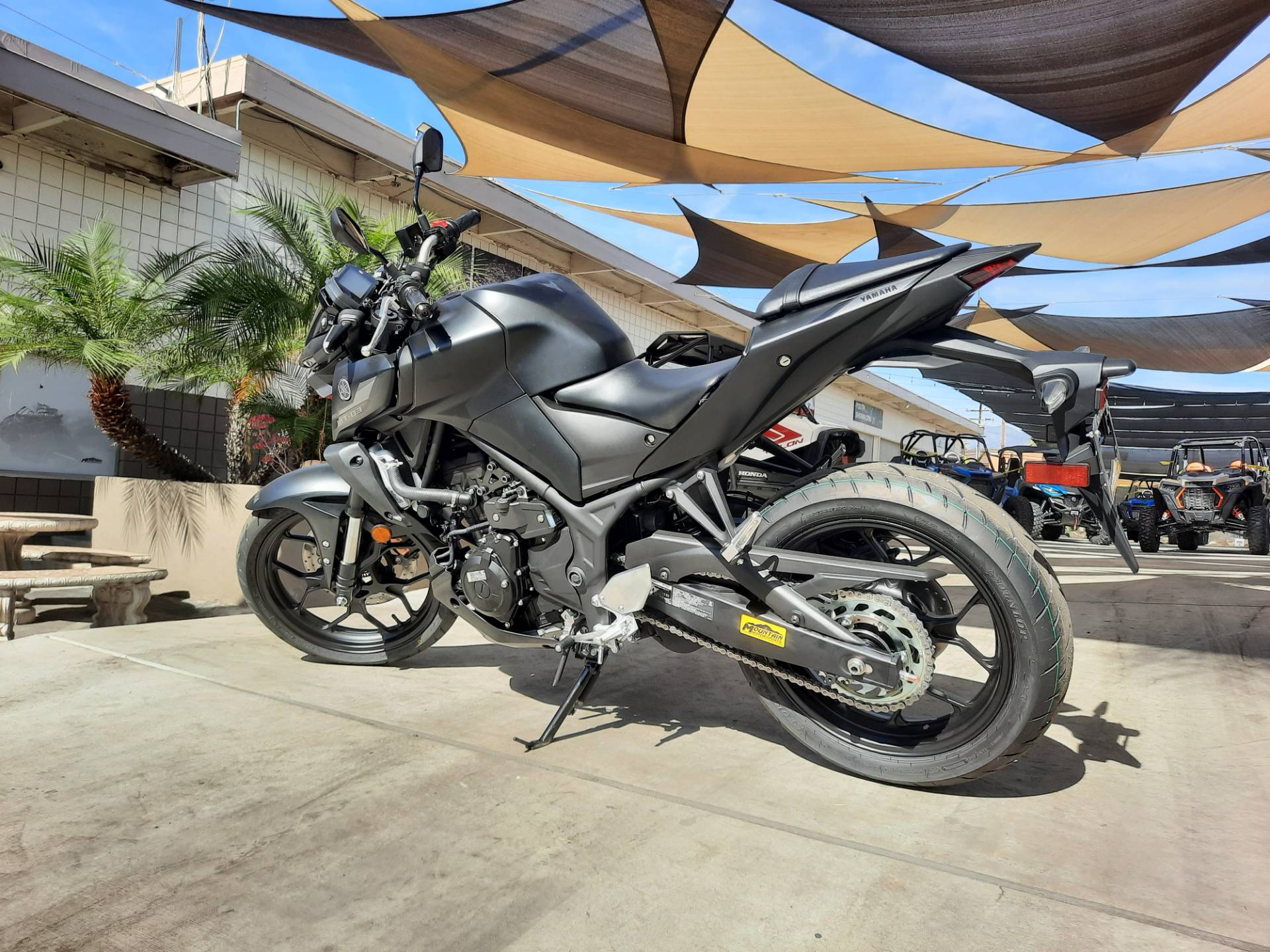 2021 Yamaha MT-03 in Ontario, California - Photo 14
