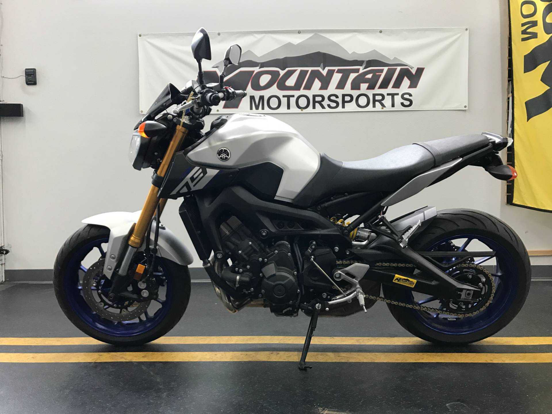 2015 Yamaha FZ-09 in Ontario, California