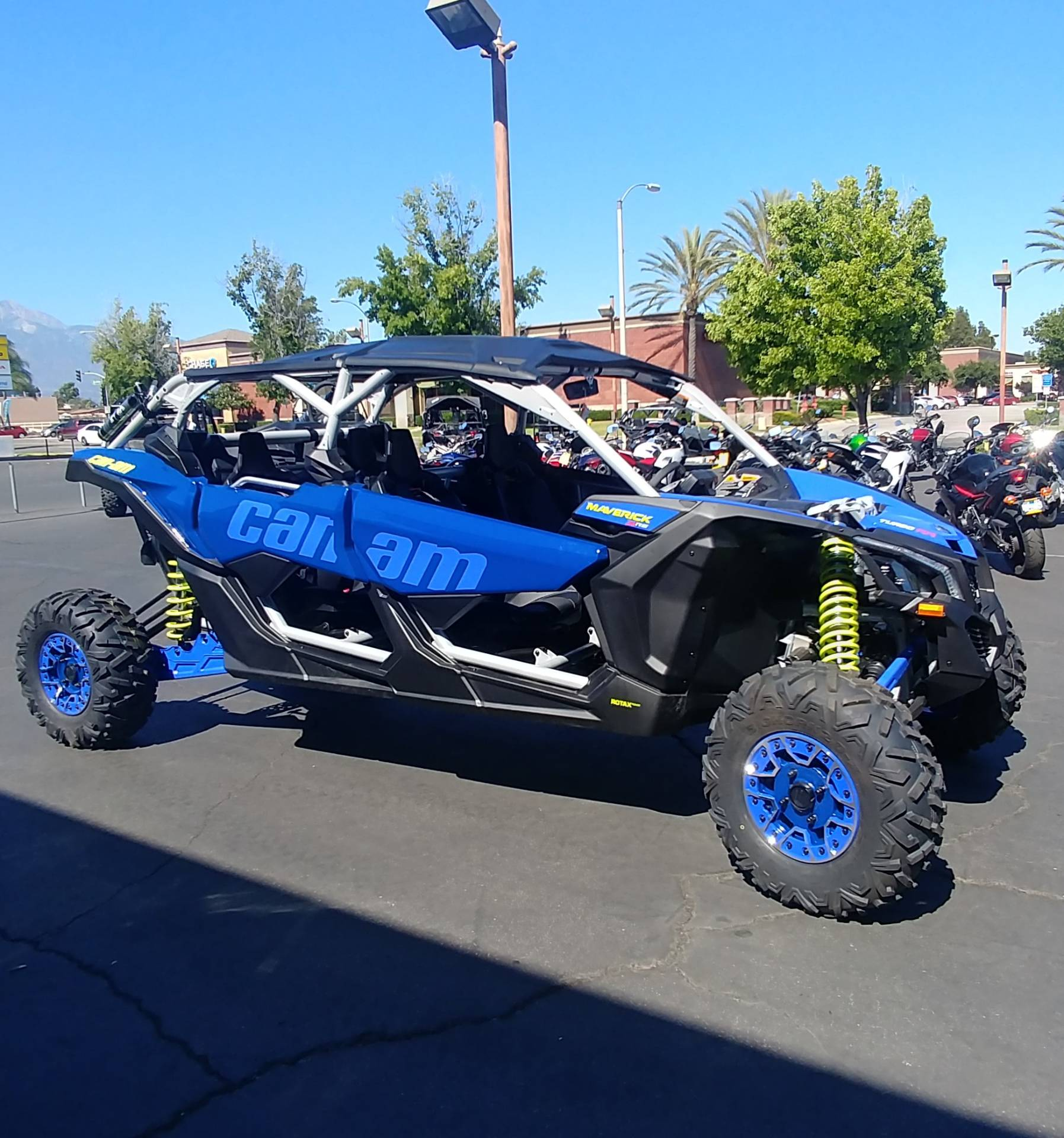 2020 Can-Am Maverick X3 MAX X RS Turbo RR in Ontario, California - Photo 3