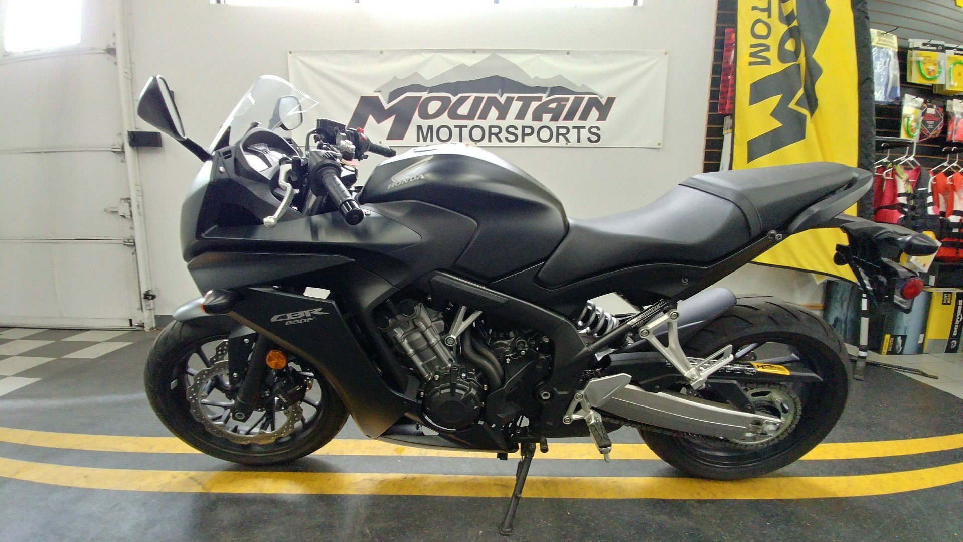2014 Honda CBR®650F in Ontario, California