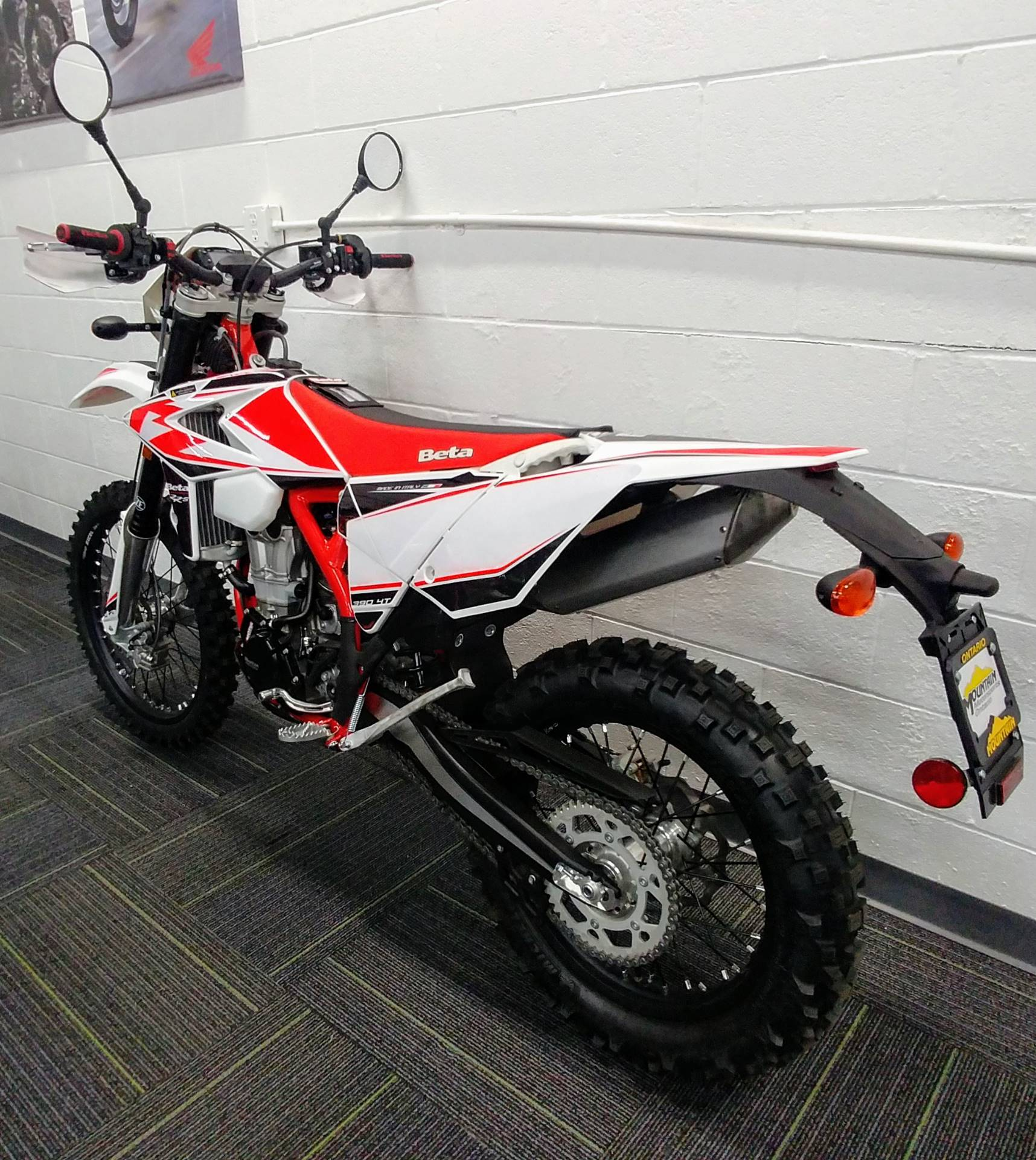 2019 Beta 390 RR-S 4-Stroke in Ontario, California - Photo 4