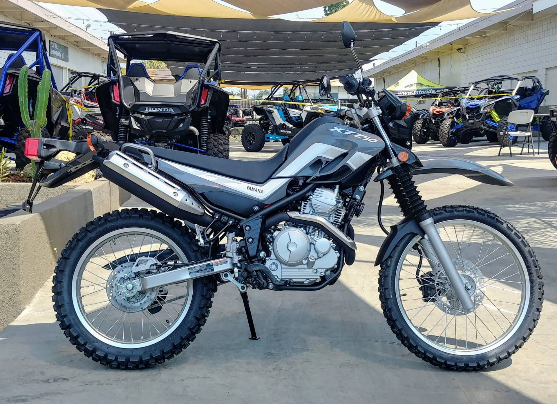 2021 Yamaha XT250 in Ontario, California - Photo 4