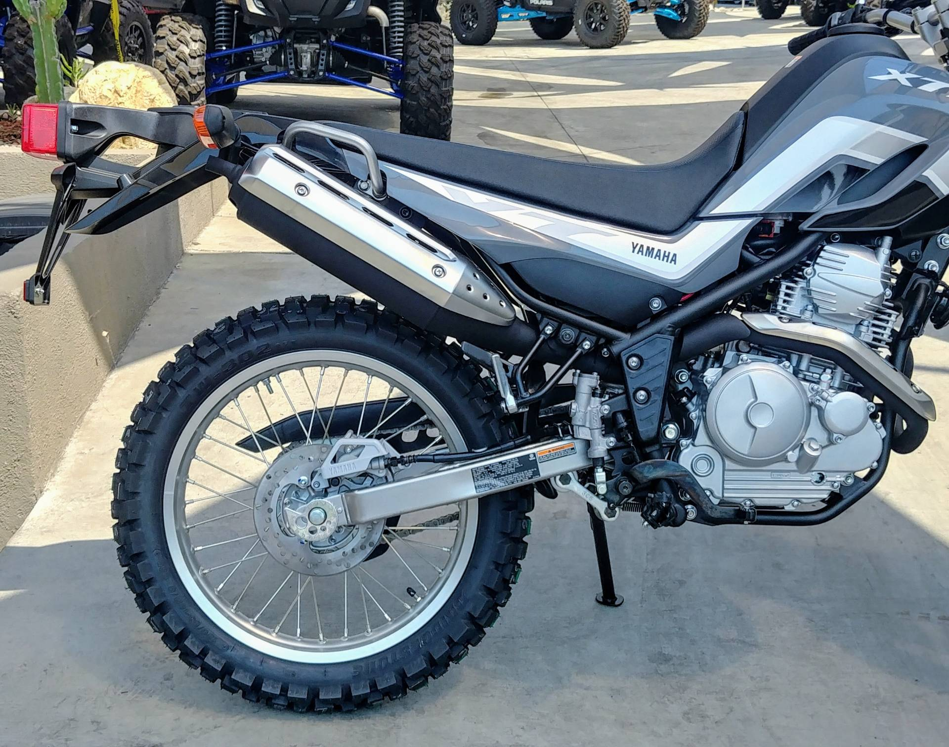2021 Yamaha XT250 in Ontario, California - Photo 7
