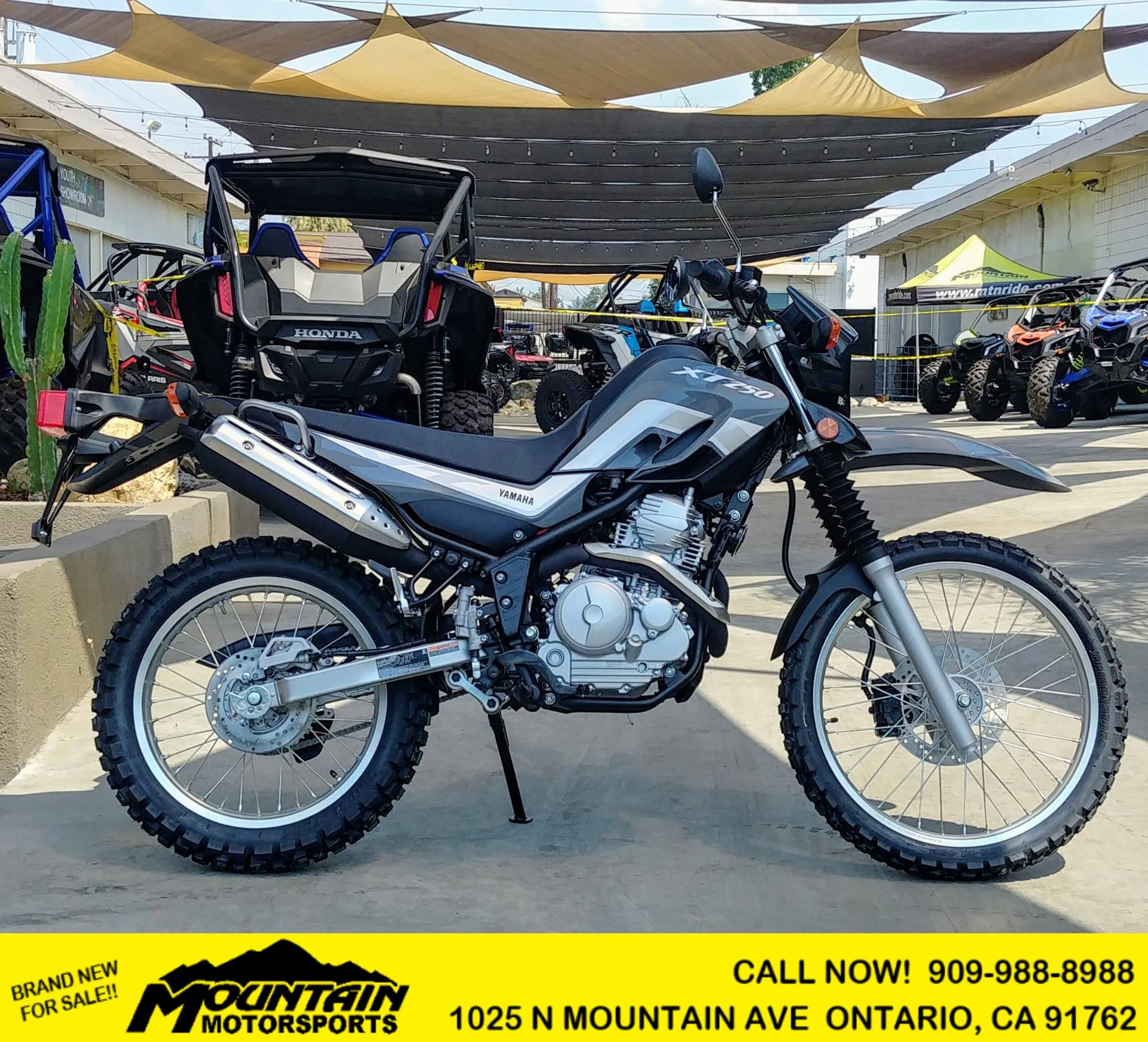 2021 Yamaha XT250 in Ontario, California - Photo 1