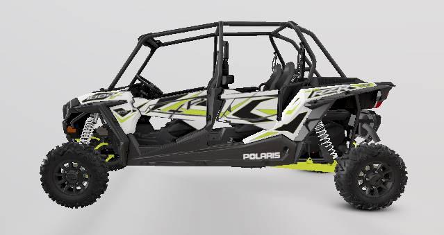 2017 Polaris RZR XP 4 1000 EPS 2