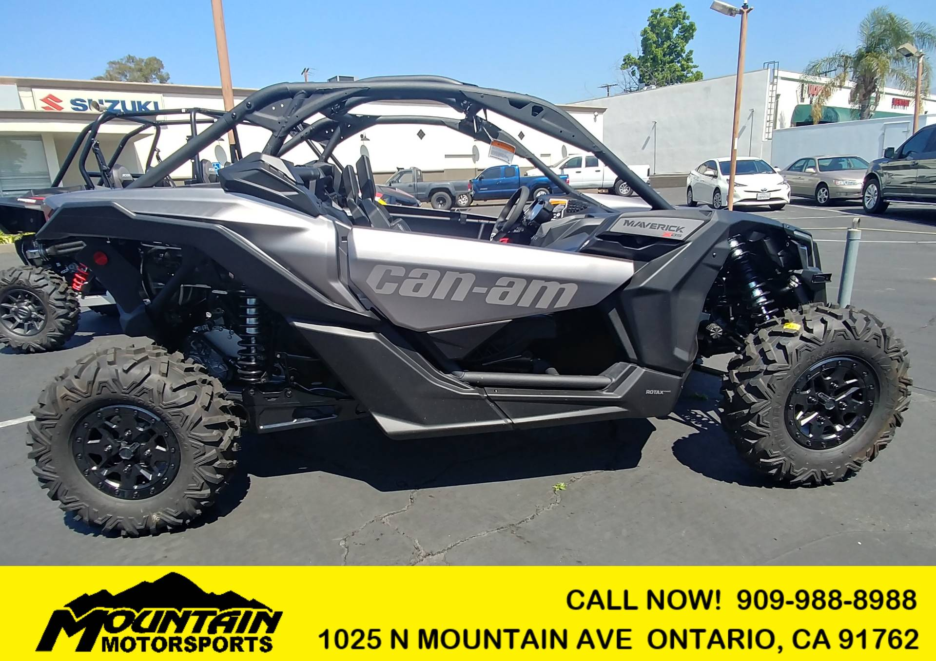 2019 Can-Am Maverick X3 X ds Turbo R in Ontario, California - Photo 1
