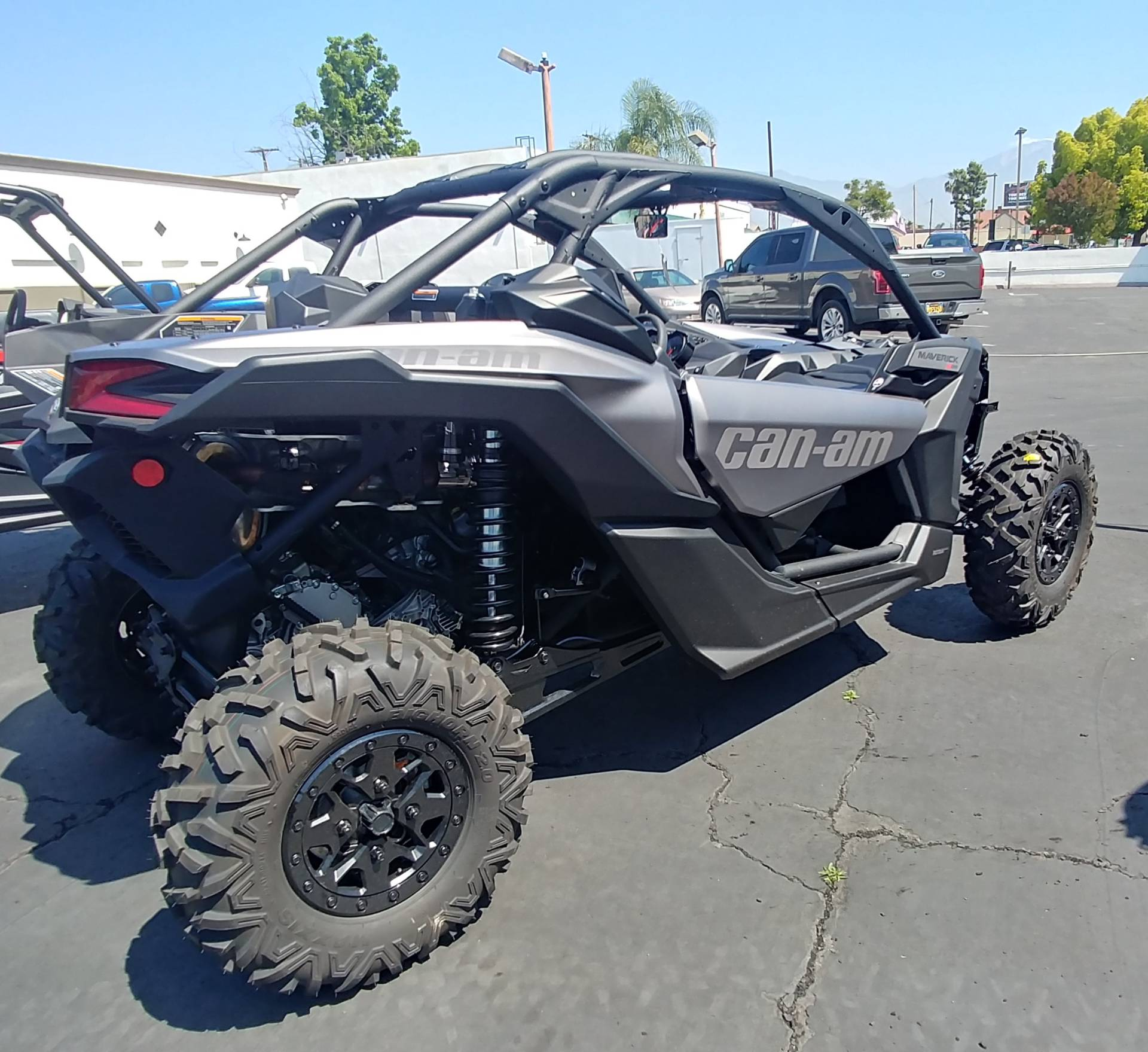2019 Can-Am Maverick X3 X ds Turbo R in Ontario, California - Photo 3