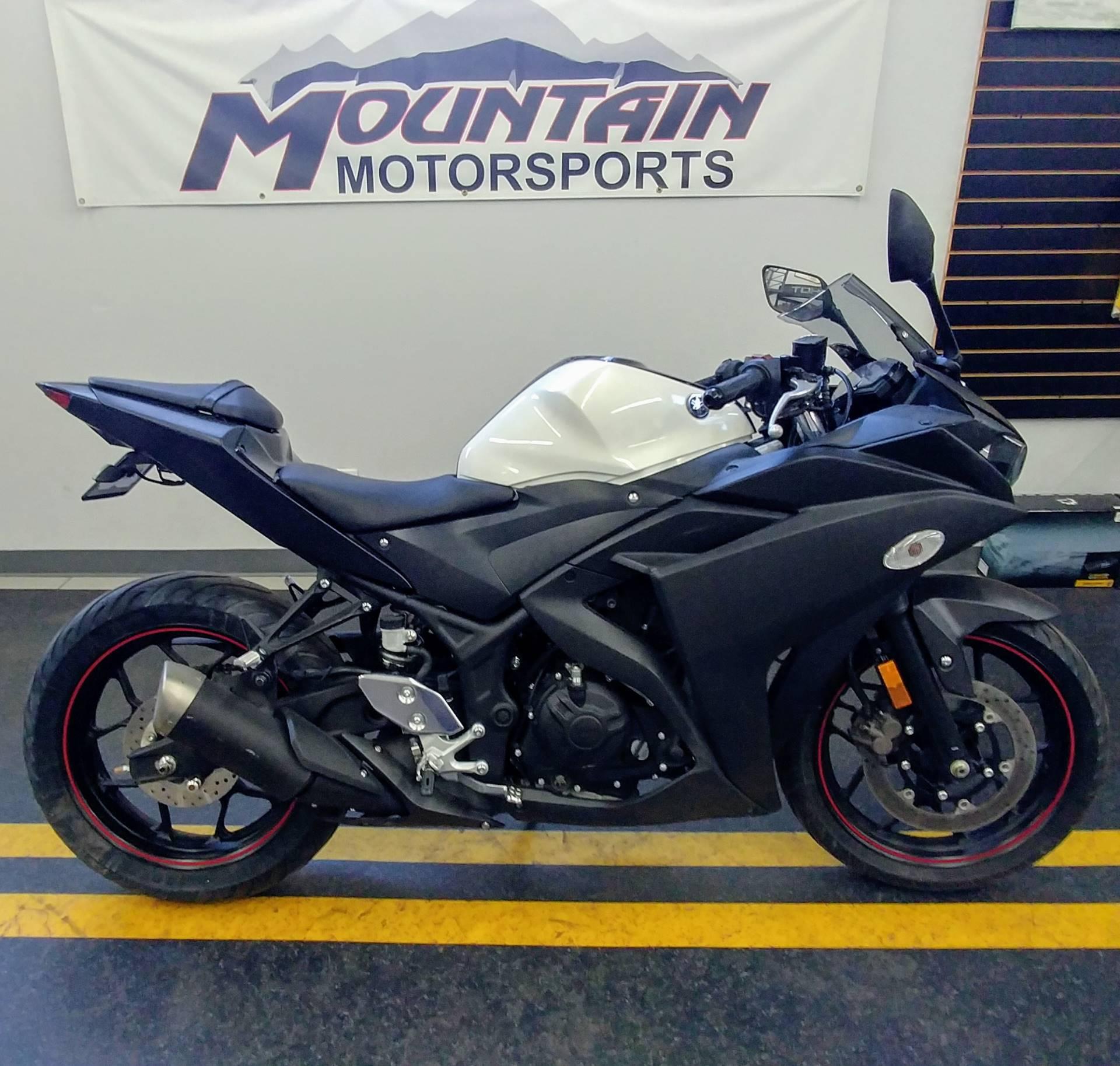 2016 Yamaha YZF-R3 for sale 125061