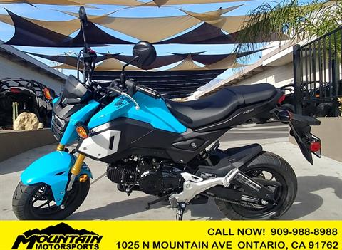 2020 Honda Grom in Ontario, California
