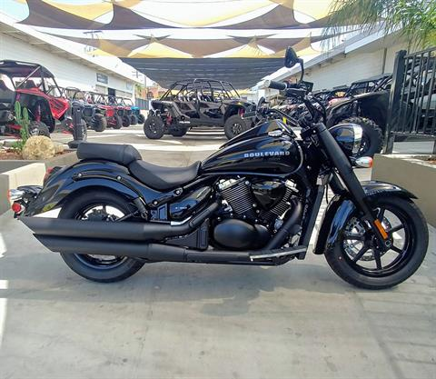 2019 Suzuki Boulevard C90 B.O.S.S. in Ontario, California - Photo 2