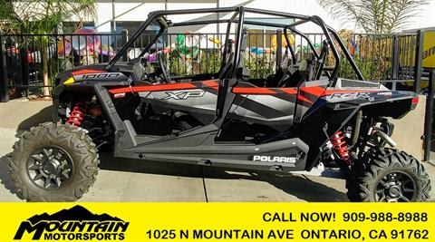 2019 Polaris RZR XP 4 1000 EPS in Ontario, California