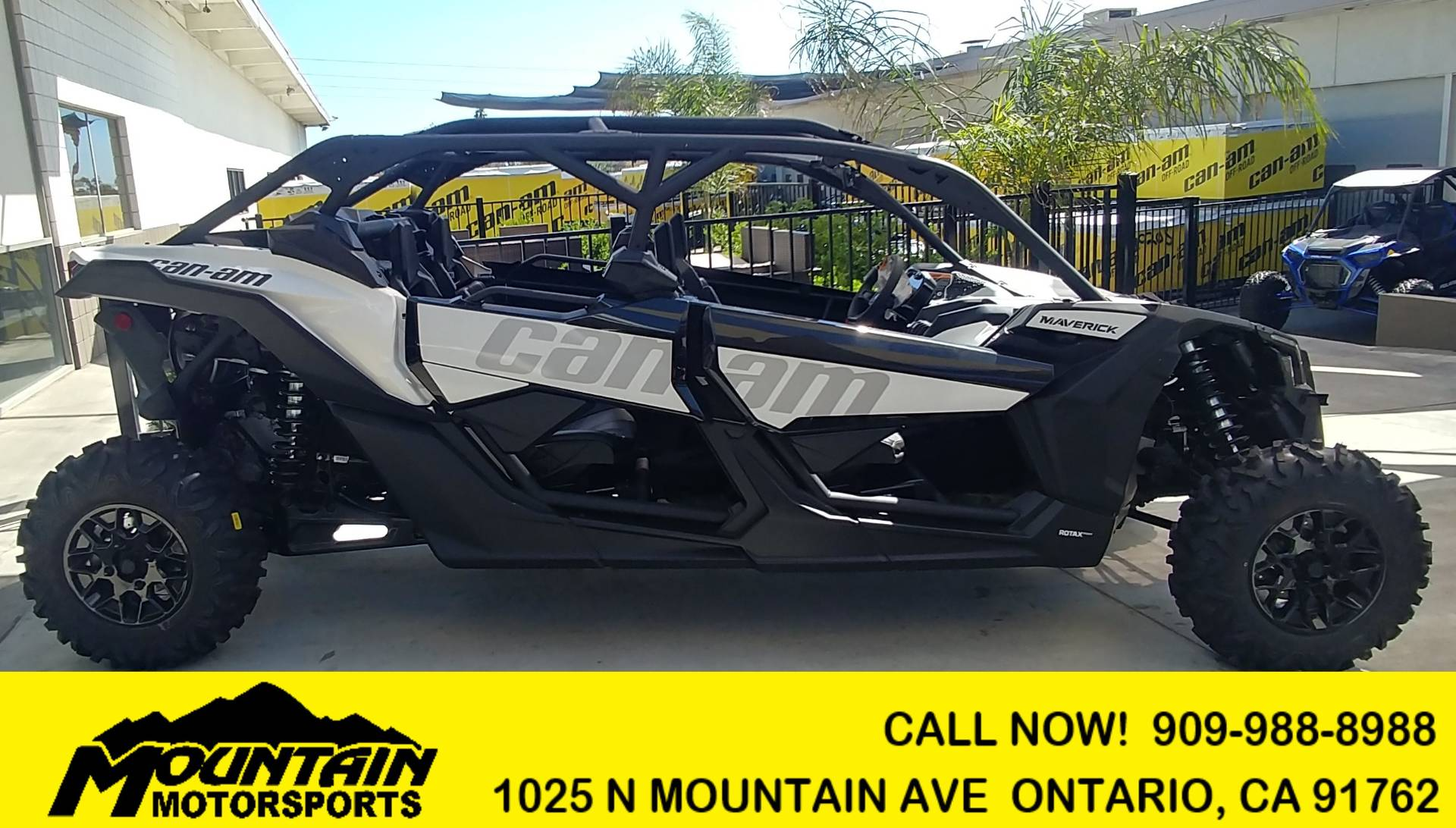 2019 Can-Am Maverick X3 Max Turbo R in Ontario, California - Photo 1