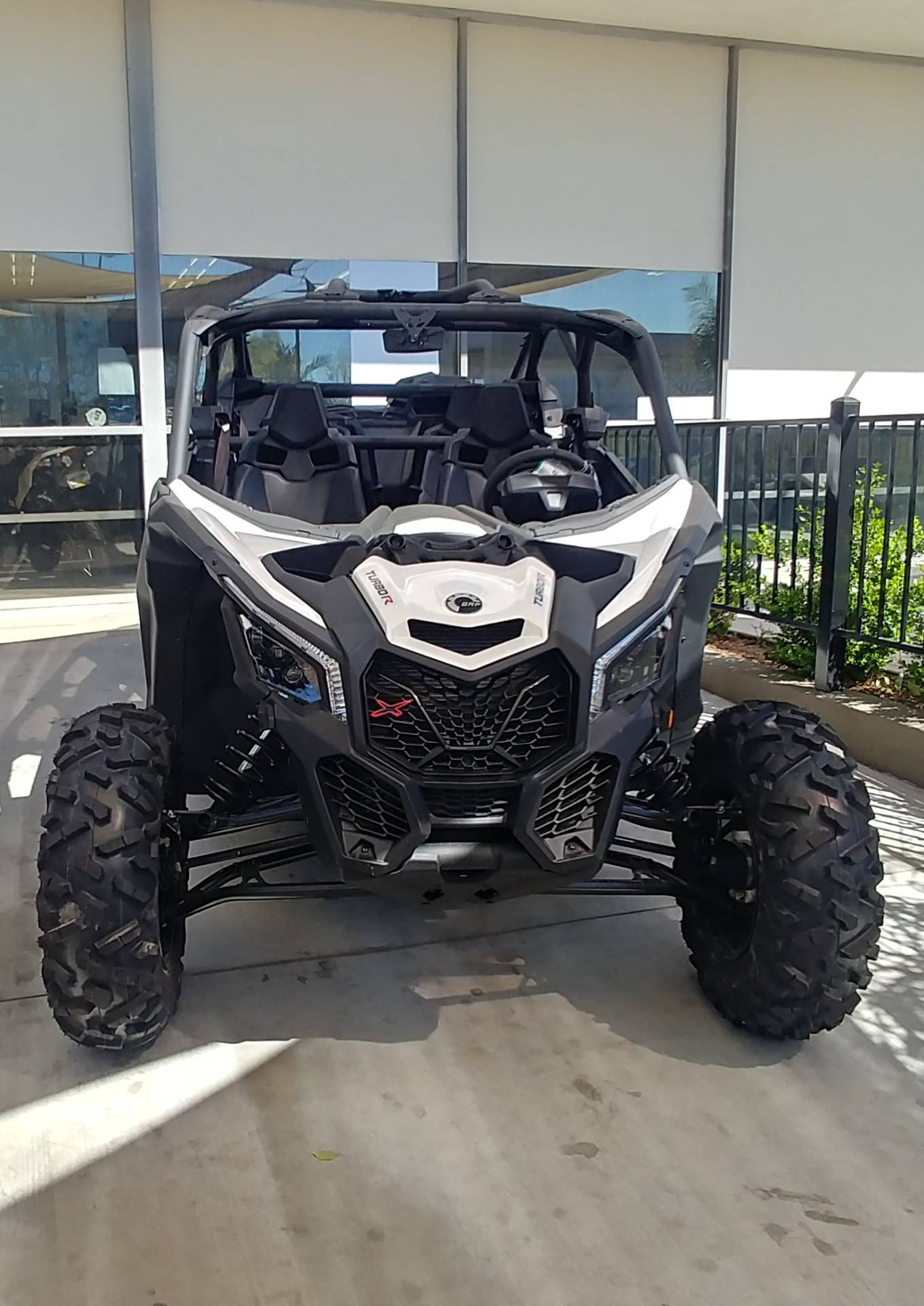 2019 Can-Am Maverick X3 Max Turbo R in Ontario, California - Photo 3