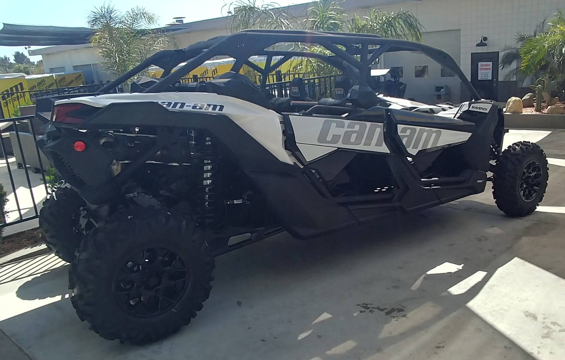 2019 Can-Am Maverick X3 Max Turbo R in Ontario, California - Photo 5