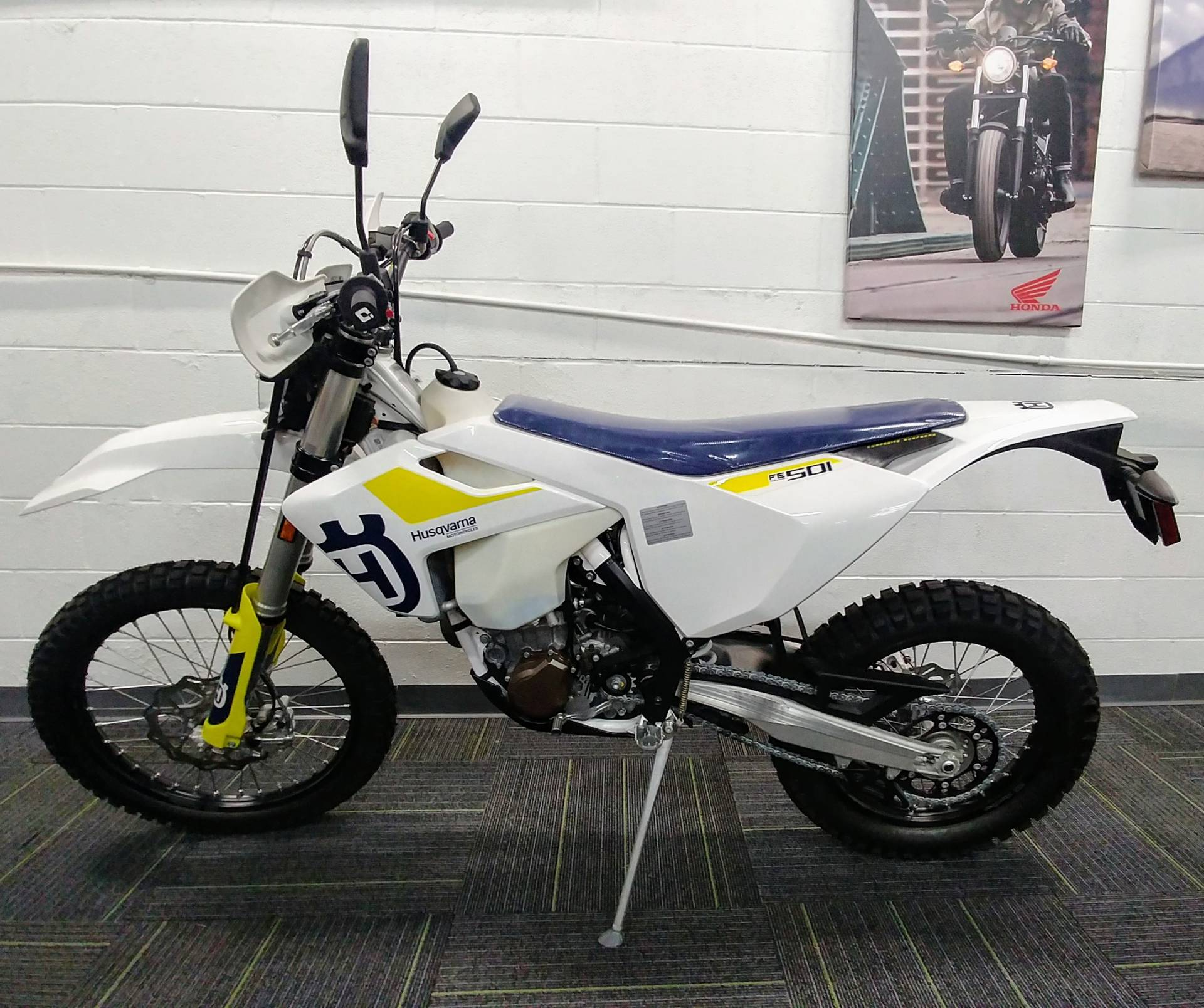 2019 Husqvarna FE 501 in Ontario, California - Photo 8