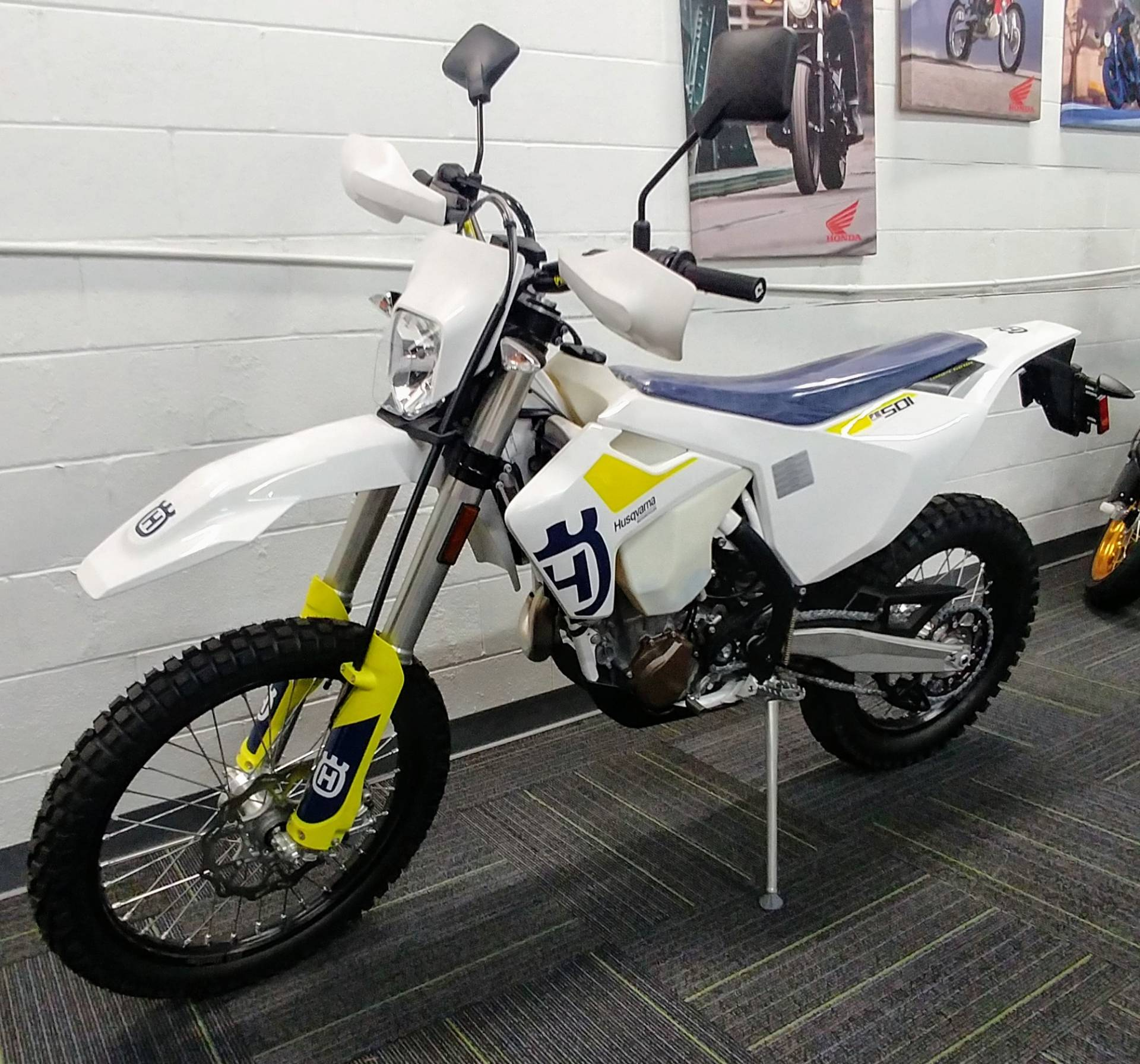2019 Husqvarna FE 501 in Ontario, California - Photo 9