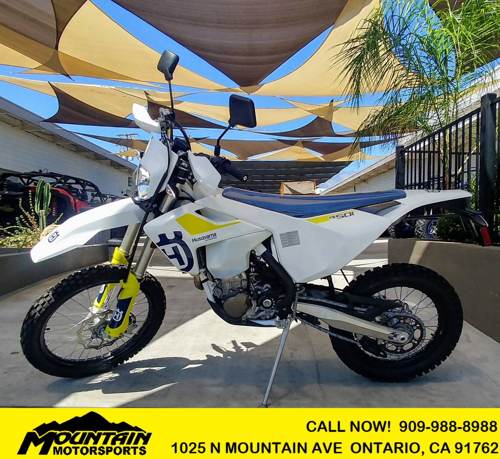 2019 Husqvarna FE 501 in Ontario, California - Photo 1