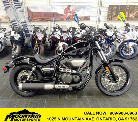 2020 Yamaha Bolt in Ontario, California - Photo 1