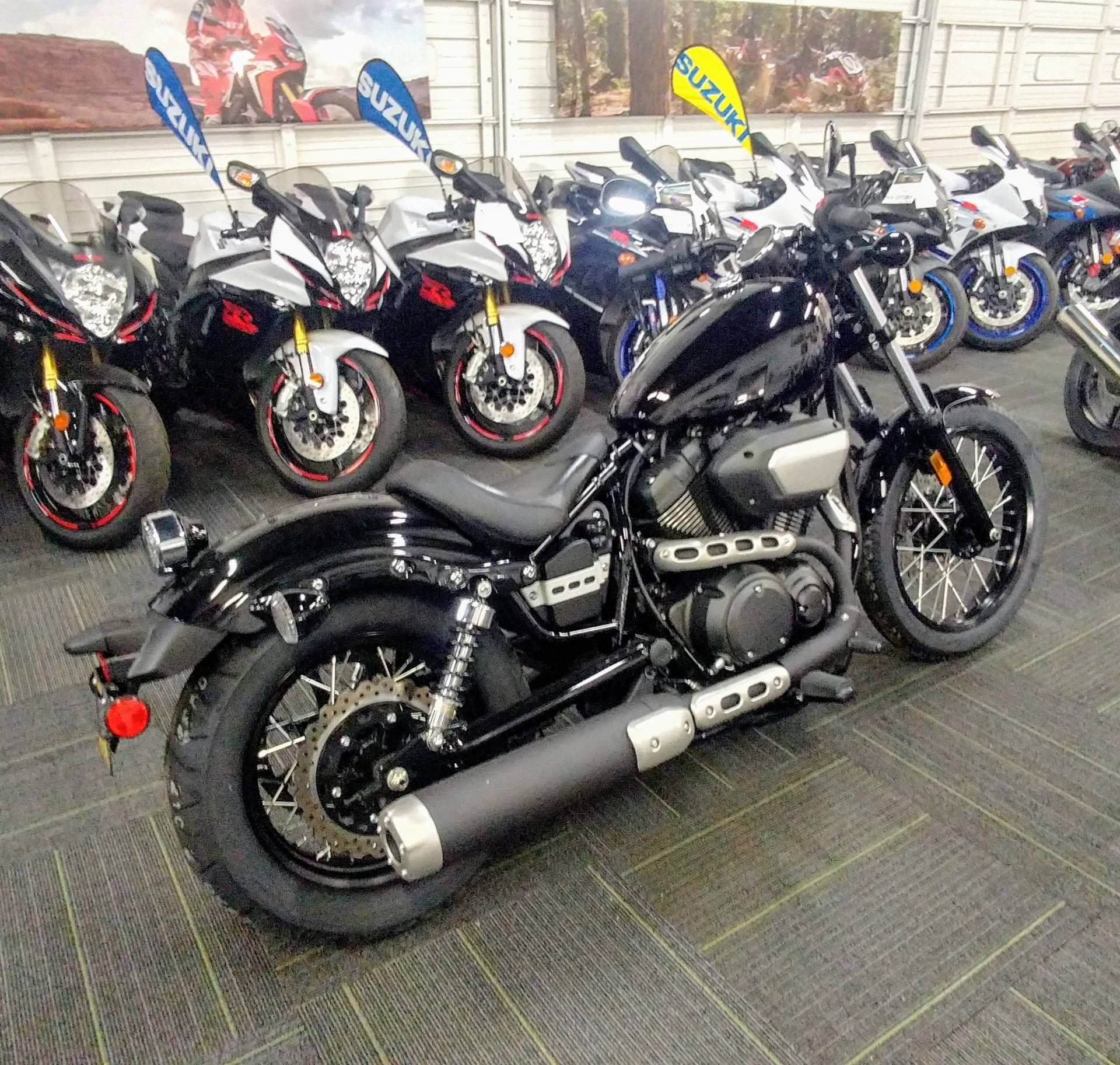 2020 Yamaha Bolt in Ontario, California - Photo 5