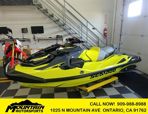 2019 Sea-Doo RXT-X 300 iBR + Sound System in Ontario, California - Photo 1