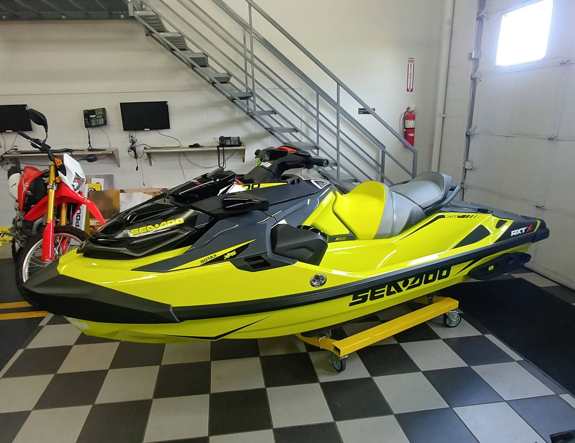 2019 Sea-Doo RXT-X 300 iBR + Sound System in Ontario, California - Photo 2