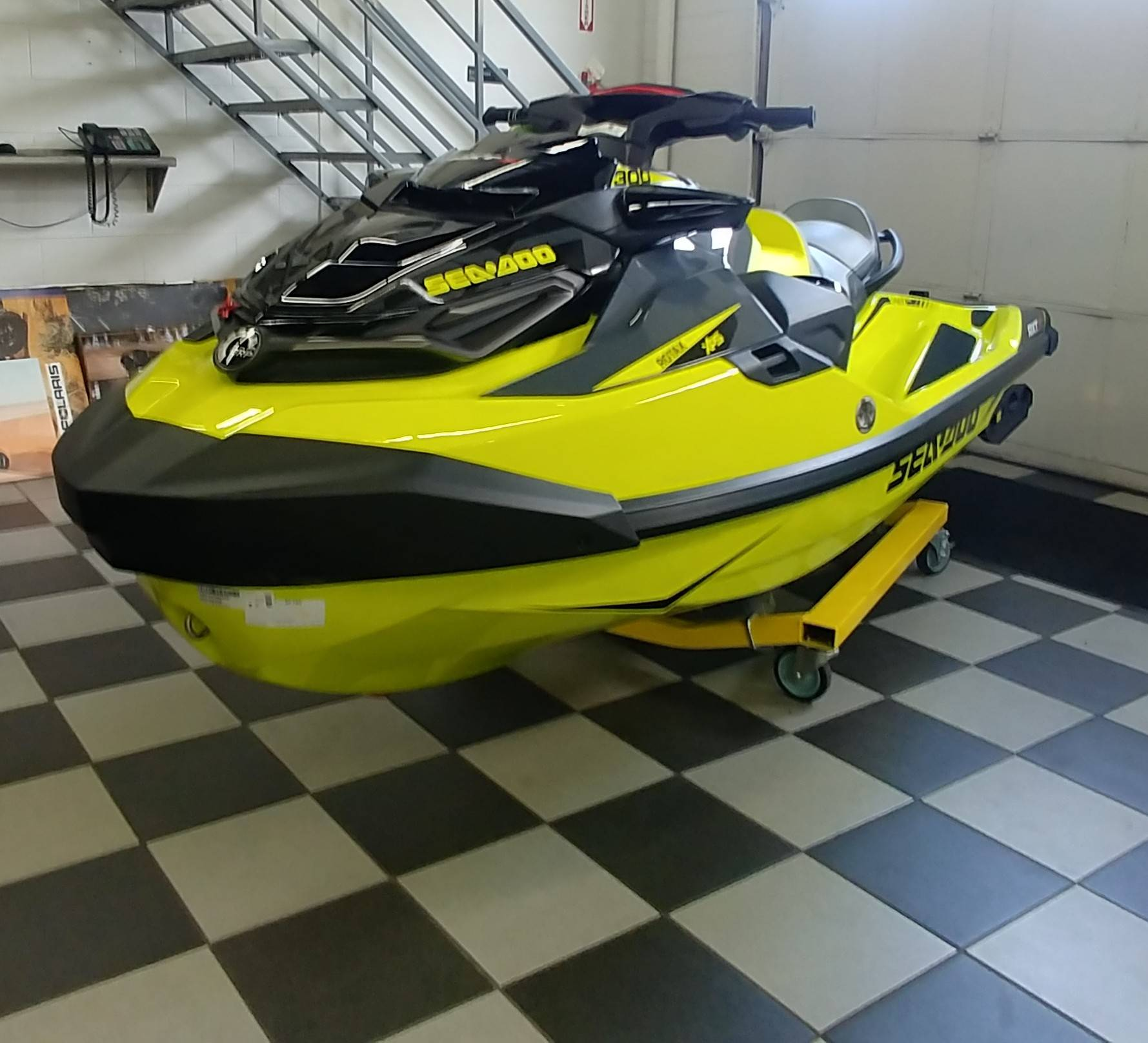2019 Sea-Doo RXT-X 300 iBR + Sound System in Ontario, California - Photo 3