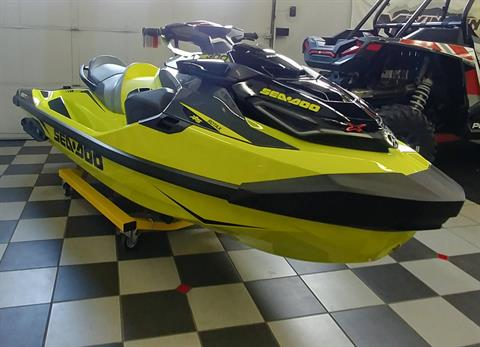 2019 Sea-Doo RXT-X 300 iBR + Sound System in Ontario, California - Photo 4