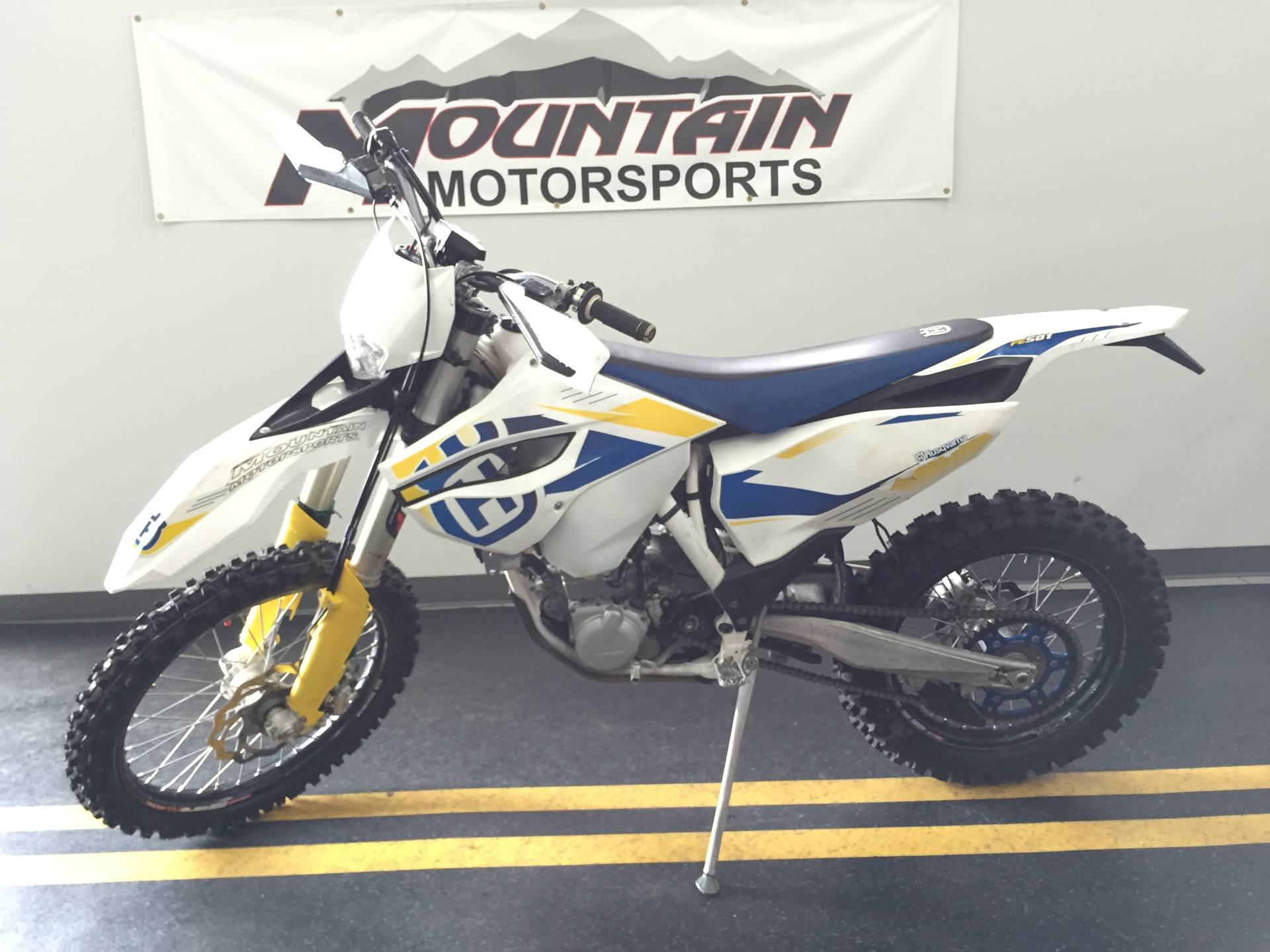 2014 Husqvarna FE 501 in Ontario, California