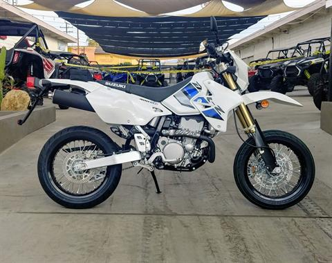 2021 Suzuki DR-Z400SM in Ontario, California - Photo 3