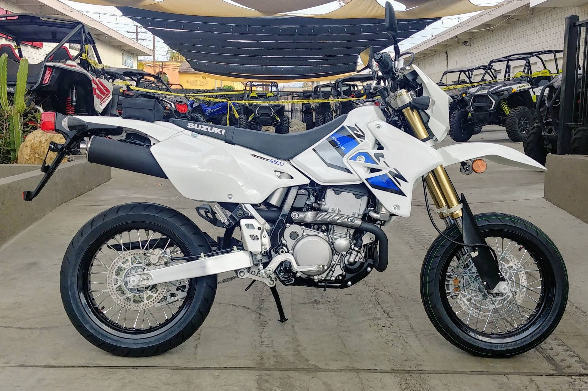 2021 Suzuki DR-Z400SM in Ontario, California - Photo 4
