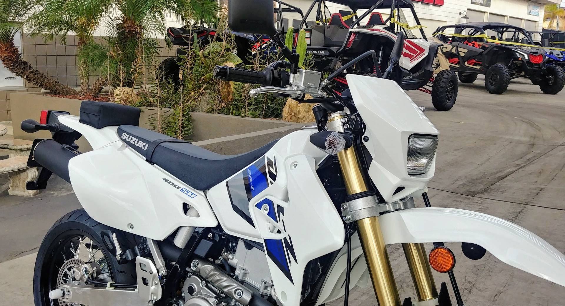 2021 Suzuki DR-Z400SM in Ontario, California - Photo 6