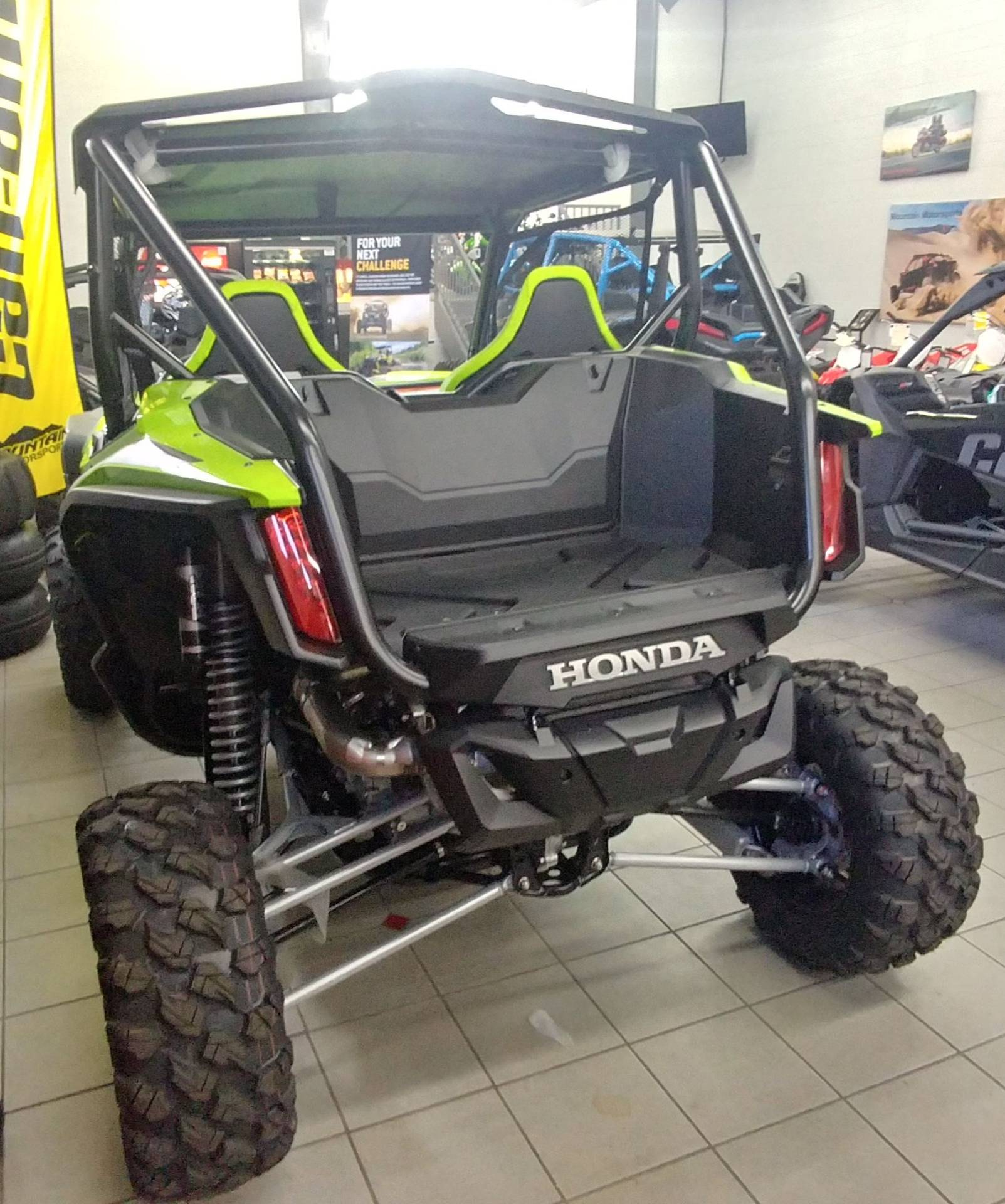 2019 Honda Talon 1000R in Ontario, California - Photo 9