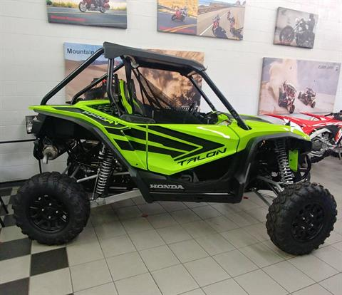 2019 Honda Talon 1000R in Ontario, California - Photo 2