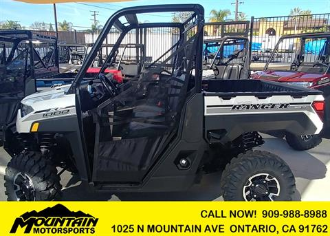 2019 Polaris Ranger XP 1000 EPS Premium in Ontario, California