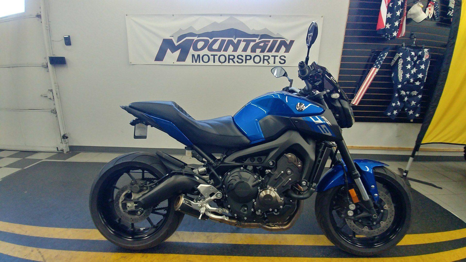 2016 Yamaha FZ-09 for sale 136726
