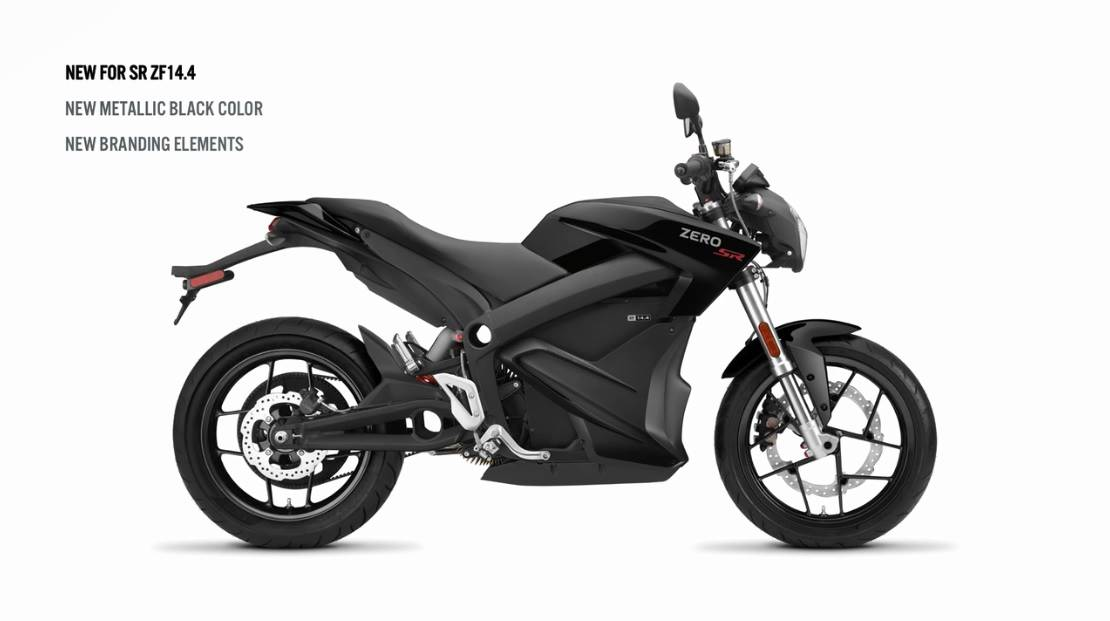 2019 Zero Motorcycles SR ZF14.4 + Charge Tank in Ontario, California - Photo 7