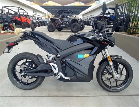 2019 Zero Motorcycles SR ZF14.4 + Charge Tank in Ontario, California - Photo 2