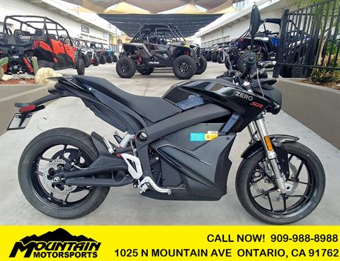 2019 Zero Motorcycles SR ZF14.4 + Charge Tank in Ontario, California
