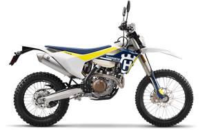 2017 Husqvarna FE 501 in Ontario, California