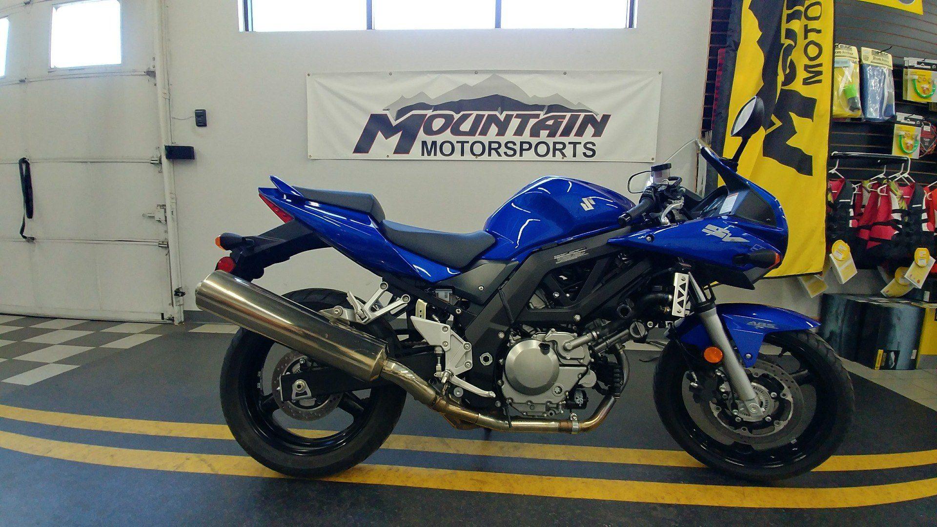 2007 Suzuki SV650 for sale 124897
