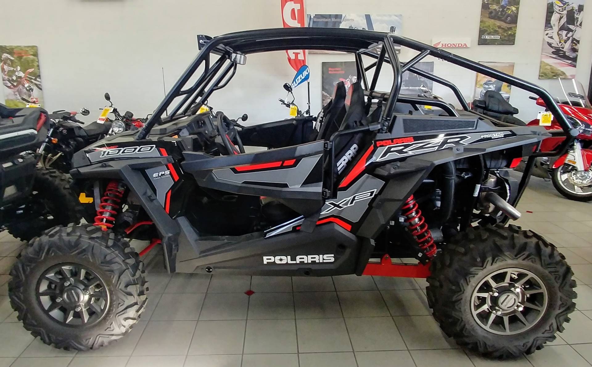 2018 Polaris RZR XP 1000 EPS Ride Command Edition for sale 130600