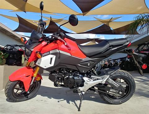 2019 Honda Grom in Ontario, California - Photo 2