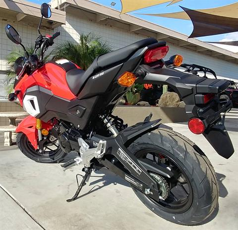 2019 Honda Grom in Ontario, California - Photo 4